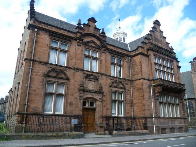 Arthurstone Library.