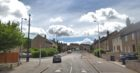 Ballindean Road, Dundee (stock image)