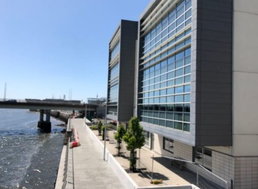 Cherwell Software's Dundee office at River Court, Victoria Dock