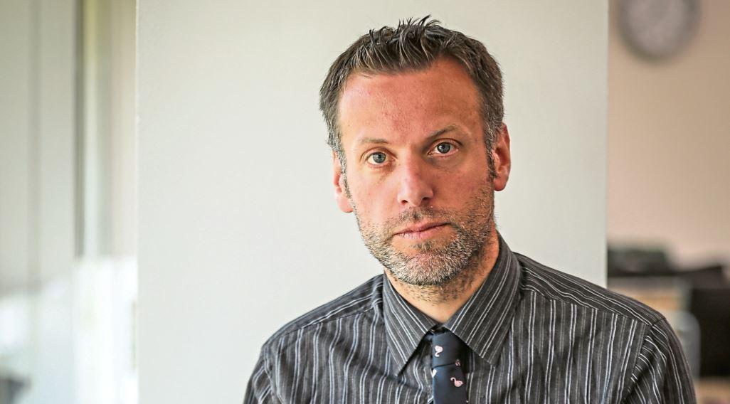 Tele editor Dave Lord.