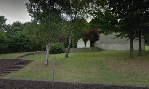 The Tayside and Fife Jewish Community has placed its St Mary's Place , Dundee (Google Street View)