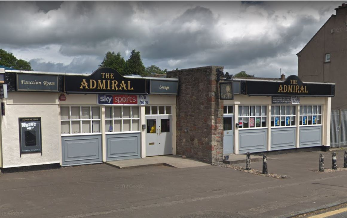 Man Who Raided The Safe Of Dundee Bar Where He Worked