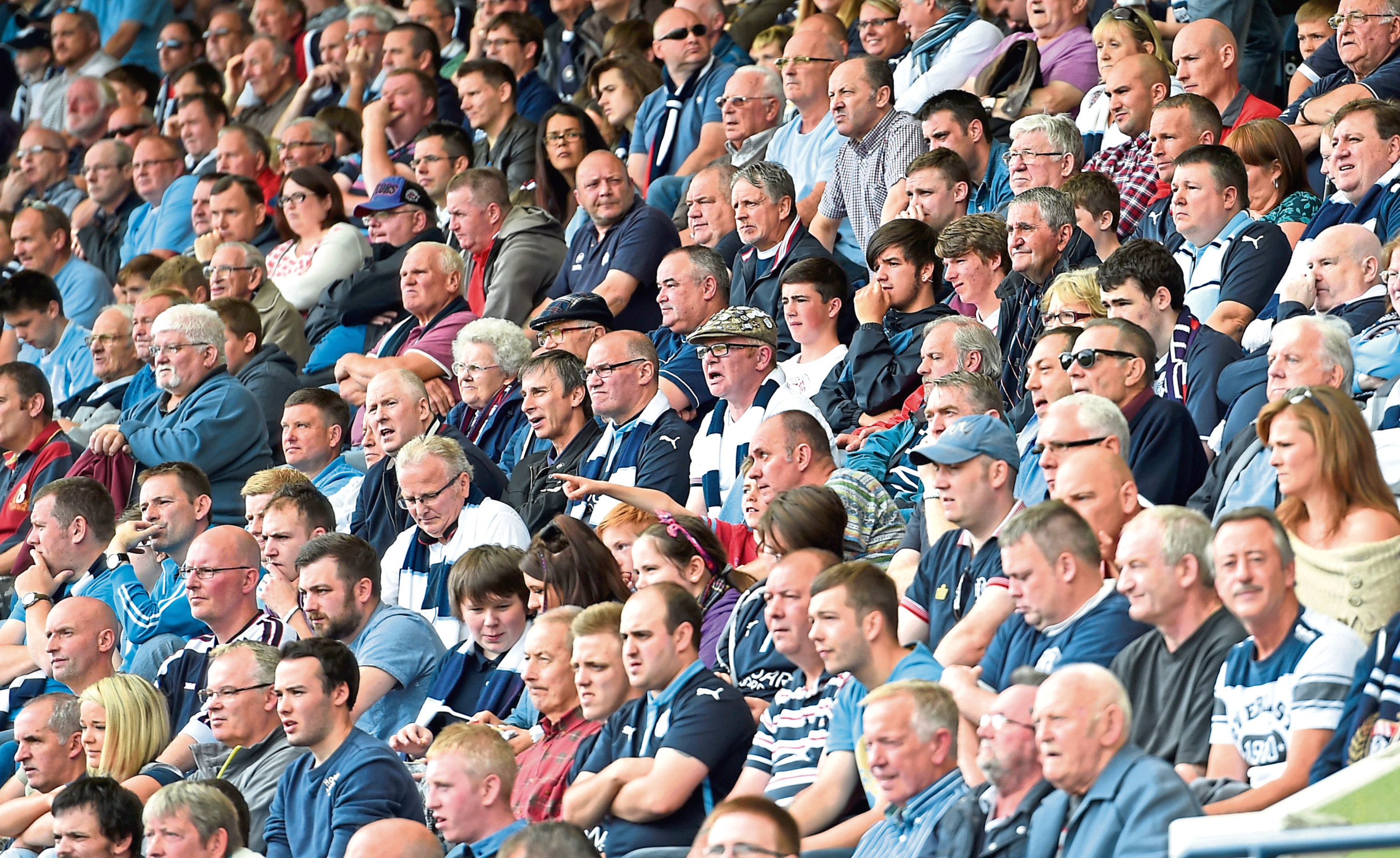 There had been growing calls for McIntyre to go from the stands, in the wake of a number of poor results this season.