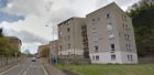 It's alleged the offence took place at an address in Forthill Road.