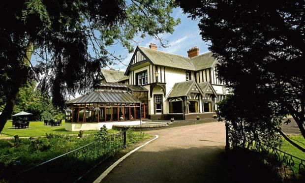 Huntingtower Hotel, Perth.