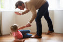Smacking remains a contentious topic. (Stock image).