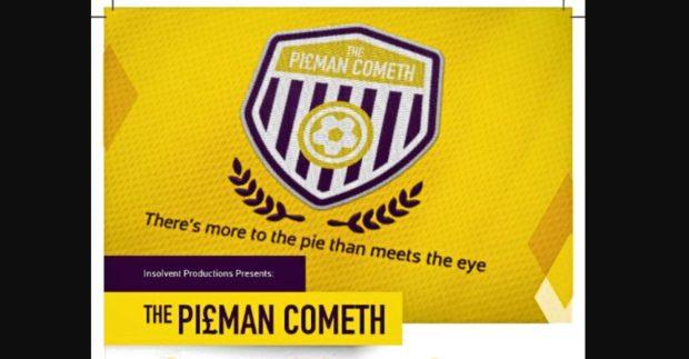 The Pieman Cometh.