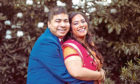 Sohini Mukhopadhyay and Indranil (Neel) Biswas were married at the West Park Centre in Dundee