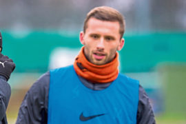 Pavol Safranko thanks Dundee United fans for support and best wishes as return move hangs in balance