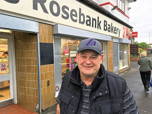 Nicoll's Rosebank Bakery on Byron Street.