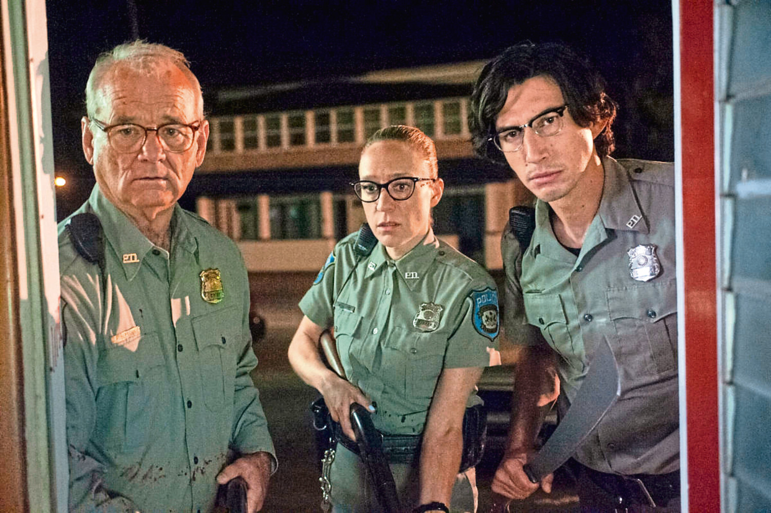 New zombie flick The Dead Don't Die looks at how a small town copies with the undead - but what if a similar situation emerged in Tayside?