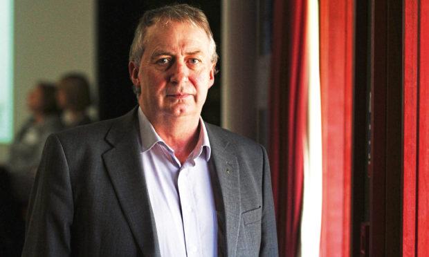 Ken Lynn, Dundee City Council Health and Social Care spokesperson.