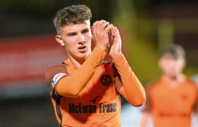 EXCLUSIVE: Dundee United starlet Logan Chalmers attracting attention from two English Premier League sides