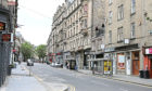 Commercial Street, Dundee. (Stock image).