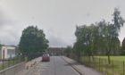 Banchory Road, near St Pius school (stock image)