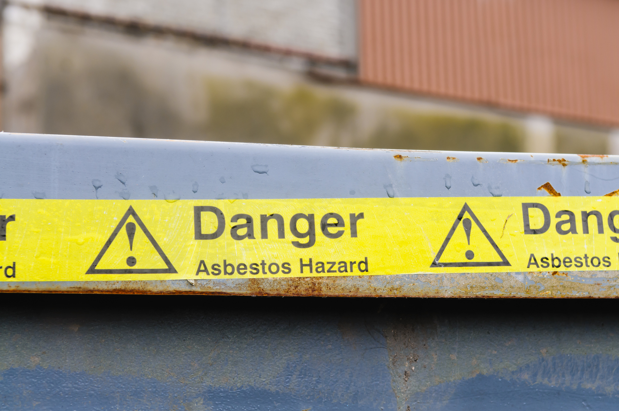 All types of asbestos fibers are known to cause serious health hazards in humans. (Stock image).