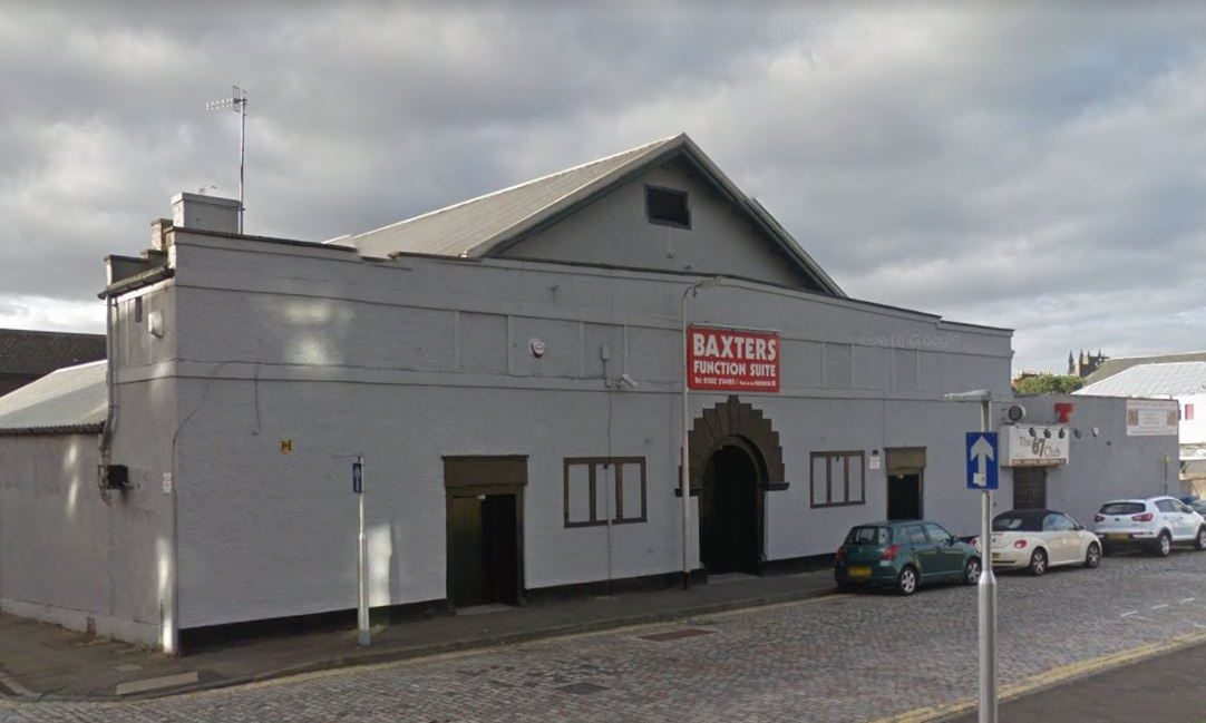 Baxter's Function Suite in  Raglan Street.