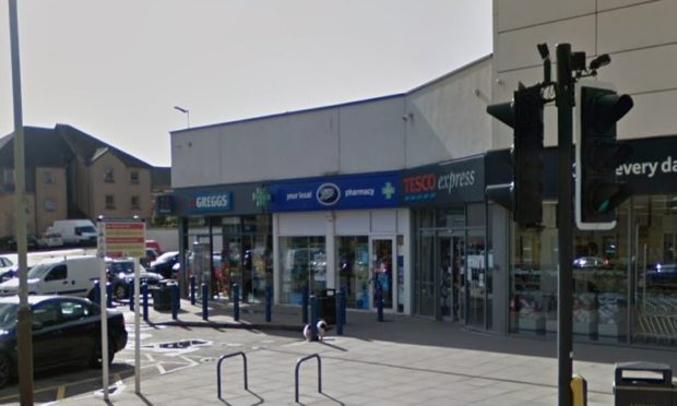 Boots in Strathmartine Road, Dundee. (Stock image).