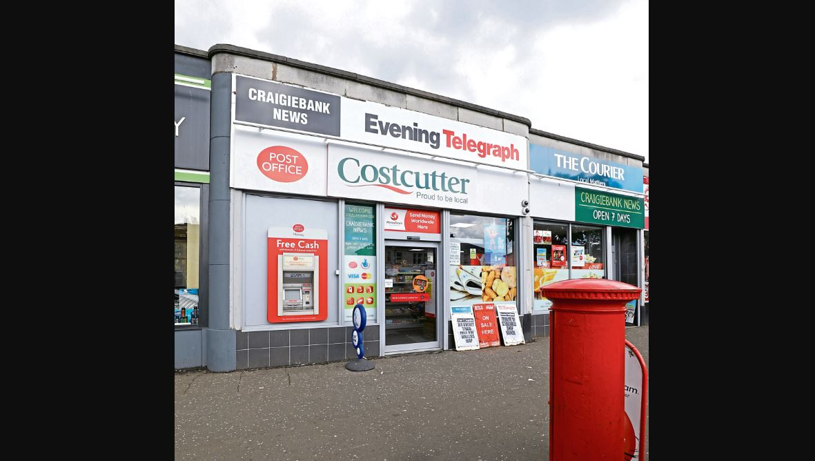 The post office is set to close for almost a month.