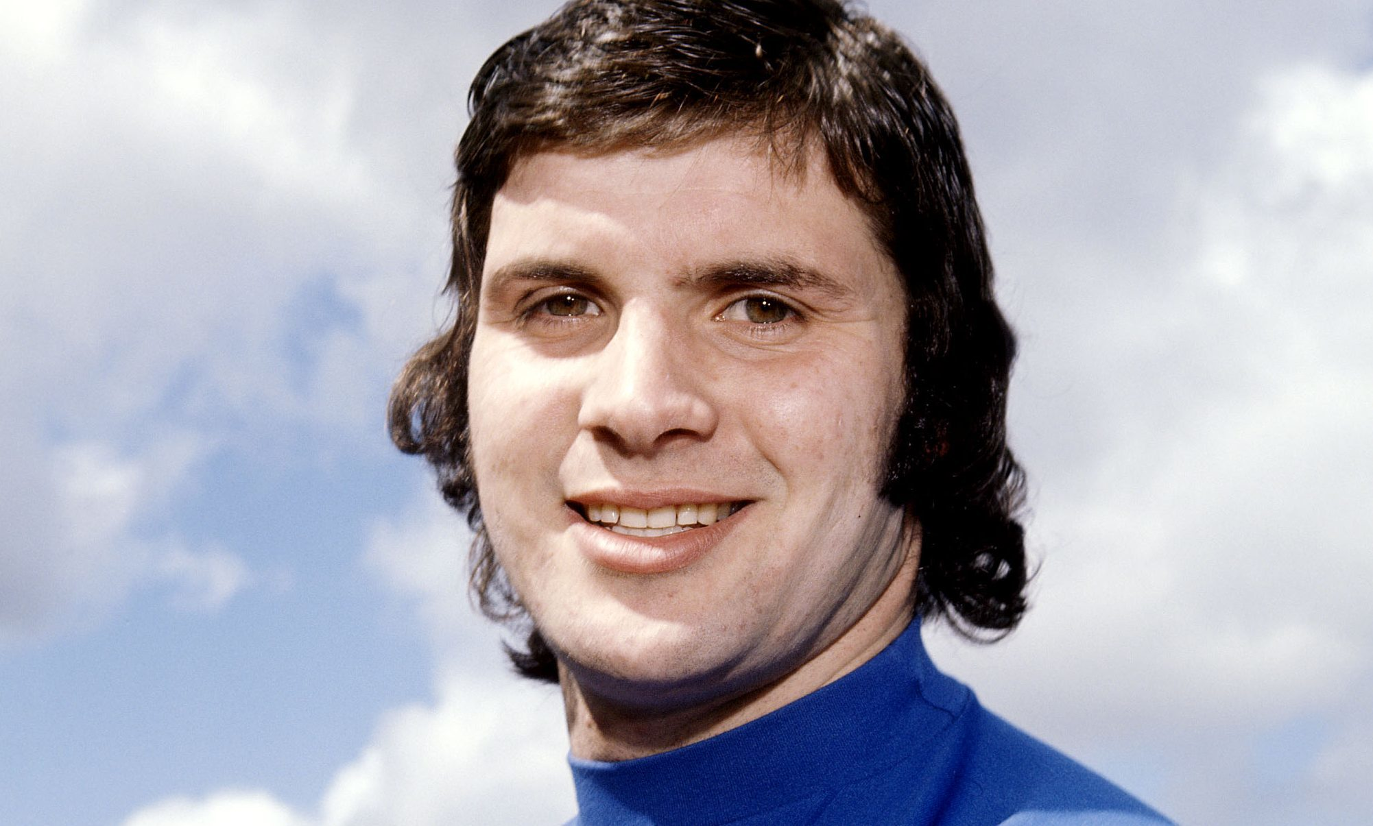 Derek Johnstone.