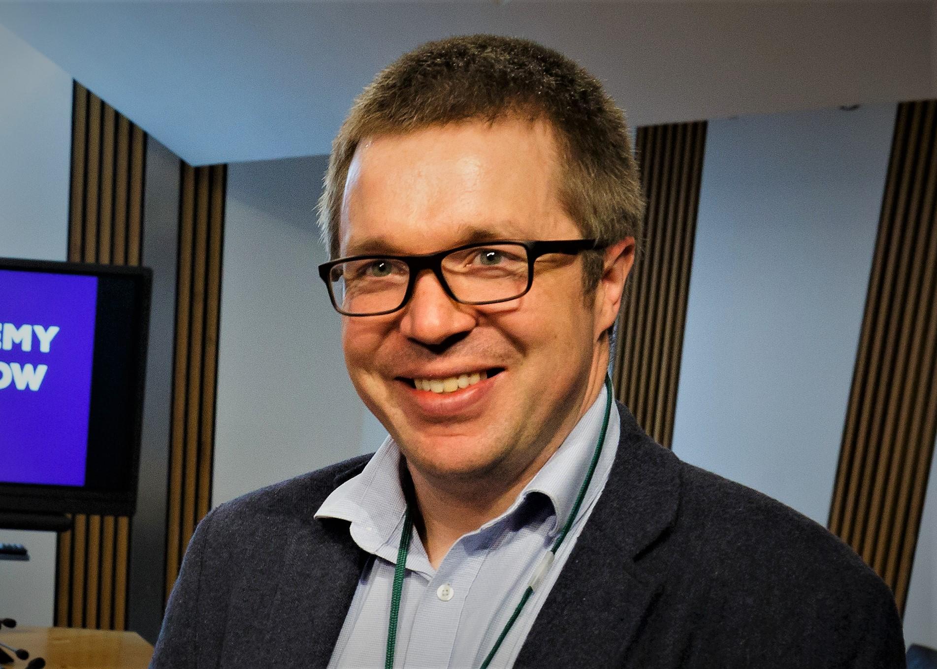 Gordon MacRae of Shelter Scotland.