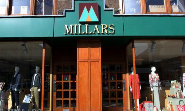Millars of Broughty Ferry will close.