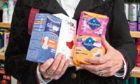 Sanitary products are being provided to try to eliminate period poverty.
