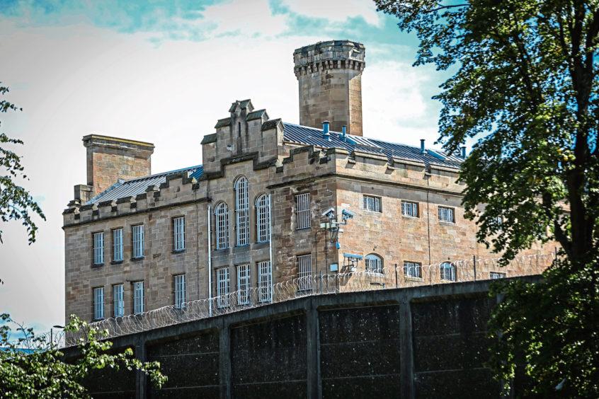 Clark is a prisoner at HMP Perth.