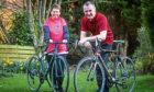 Yvonne and John MacPhee at home.