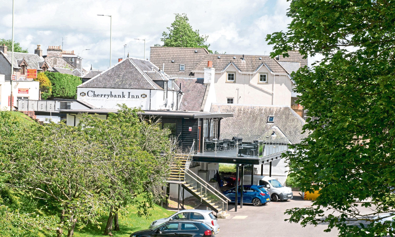 The Cherrybank Inn.