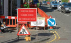 Roadworks will affect much of the city in the coming weeks.