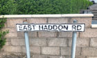 East Haddon Road.