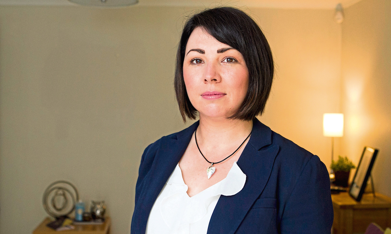 Labour MSP, Monica Lennon.