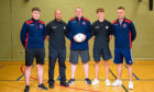 Dundee futsal players Gavin Ogilvie, Louie Anderson, Robert Black and Jordan Timmons are set to represent Scotland at the IFA World Cup in China.