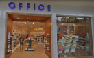 The Office shop in the Overgate Shopping Centre.