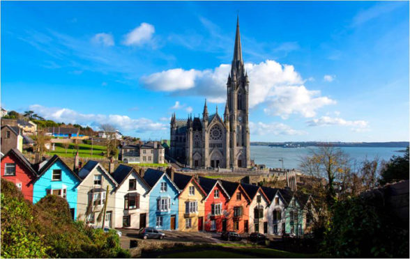 Cobh Cathedral, Co Cork