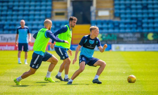 Dundee return to pre-season training next Monday.