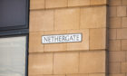 The incident is alleged to have taken place on Nethergate in Dundee.