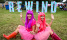 Gail Younger and Dawn Crosby enjoying a previous Rewind festival