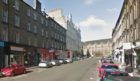 Its alleged the offence took place at an address in Union Street, Dundee.