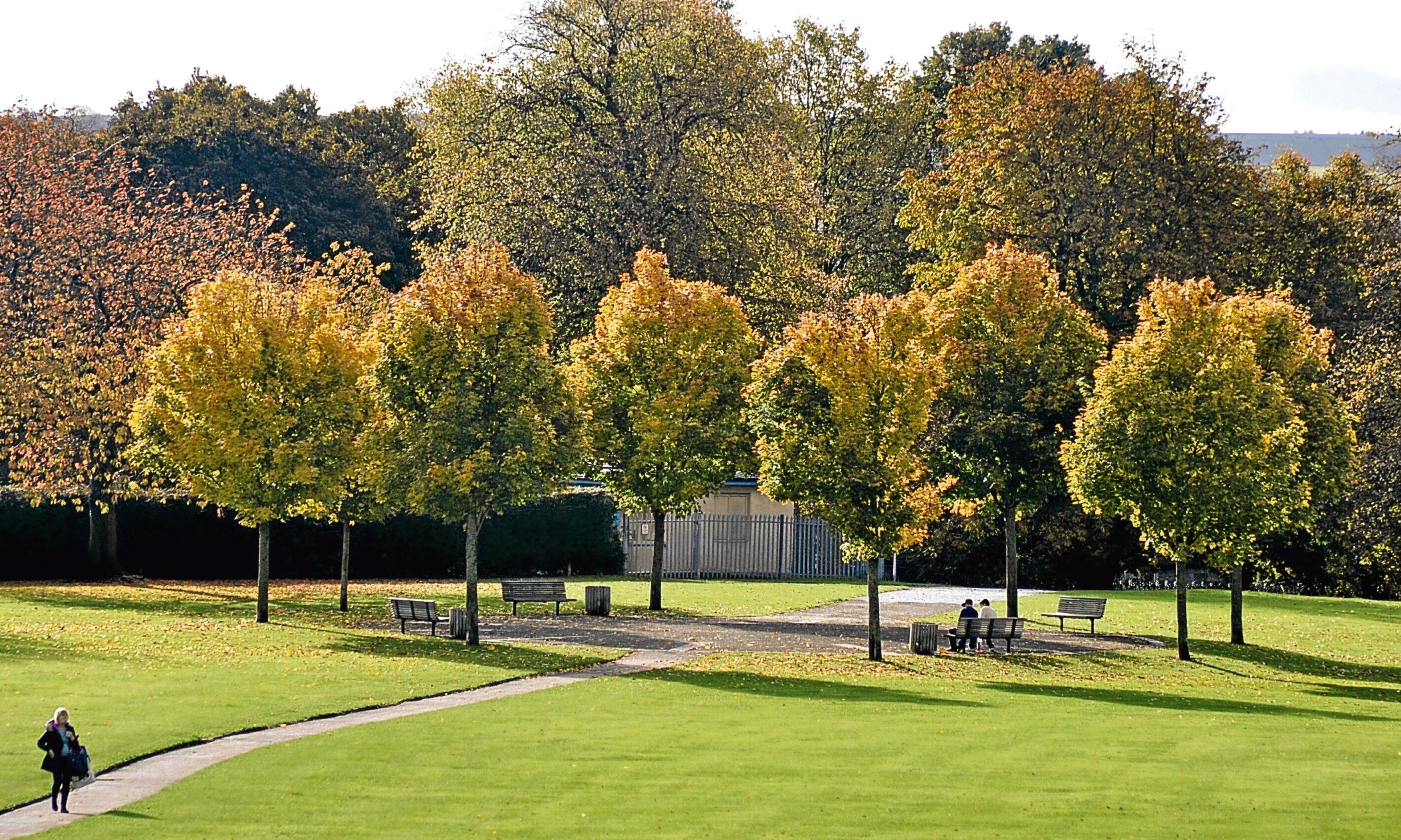 Dundee's Baxter Park.