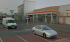 The B&Q and car park in Longman Road, Inverness. (Stock image).