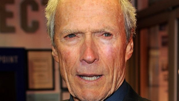Dirty Harry star Clint Eastwood.