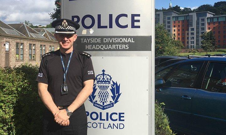Chief Inspector David McIntosh.