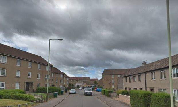 It's alleged the offences took place in Dunholm Road in Dundee. (Stock image).