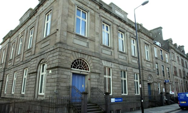 Bell Street Music Centre in Dundee.