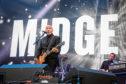 Midge Ure performing at Rewind Scotland 2019.