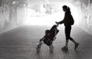 Single mothers are among those being hit by austerity.