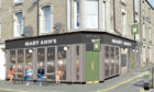 An artist's impression of how Mary Ann's would look, if the plans for the current Campbeltown Bar go ahead.