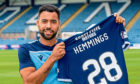 Kane Hemmings has left Dundee by 'mutual consent'